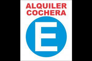 Repuestos y Accesorios Sin datos  ALQUILO COCHERA MENSUAL